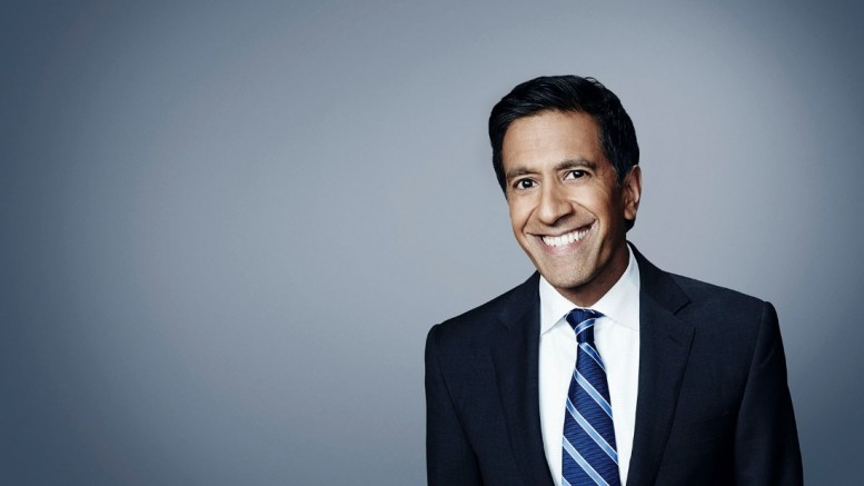 Celebrity Physician Sanjay Gupta-DB