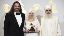 Sikh Band wins Grammy