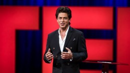 Shah Rukh Khan-Ted-Talks-Van4