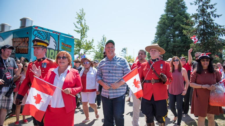 John Horgan 20170701_CanadaDay_pic 1