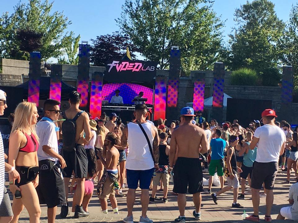 Fvded in the Park Media