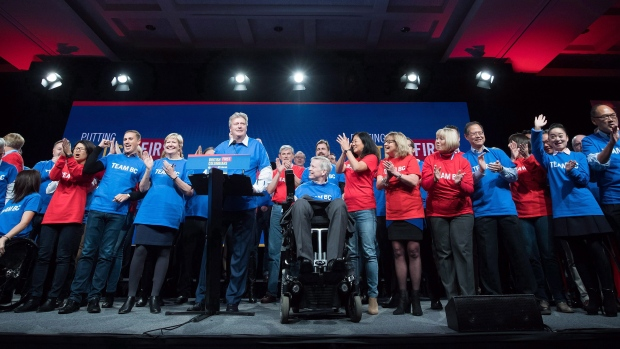 BC Liberals open leadership race