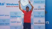 Dalwinder with Champion Trophy