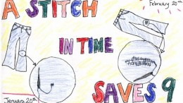 Zile-Singh-A Stitch in Time Saves Nine